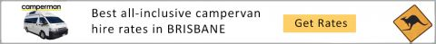 BRISBANE campervan hire  and RV rental