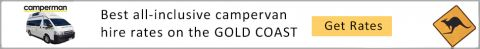GOLDCOAST campervan hire and RV rental