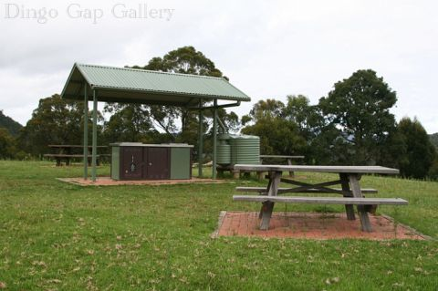 dunphys Camping Area, Blue Mountains, NSW, Australia