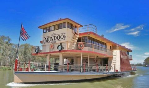 Image result for paddle steamer mundoo""