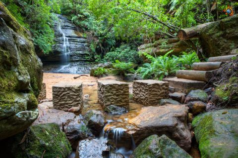 pool of siloam, Blue Mountains, NSW, Australia.