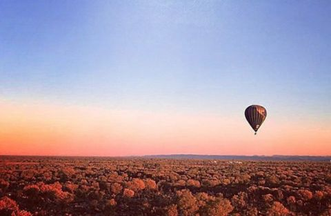 Alice Springs Hot Air ballooning