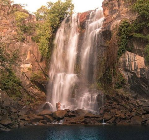 cooktown trevathan falls