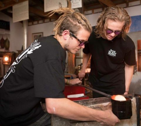 gordon studio glassblowers