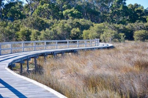 Bunbury and Busselton - things to do, places to stay