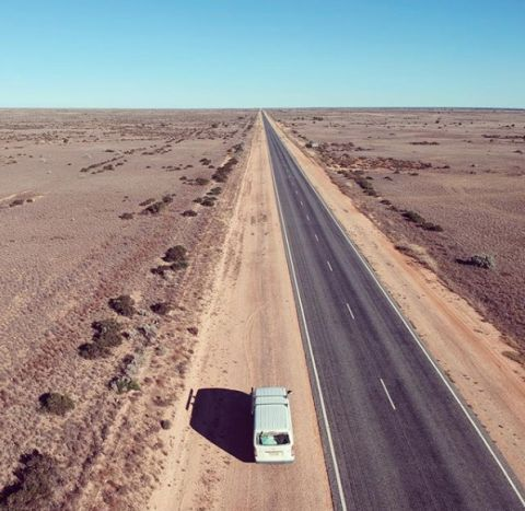 90 mile straight, Nullarbor