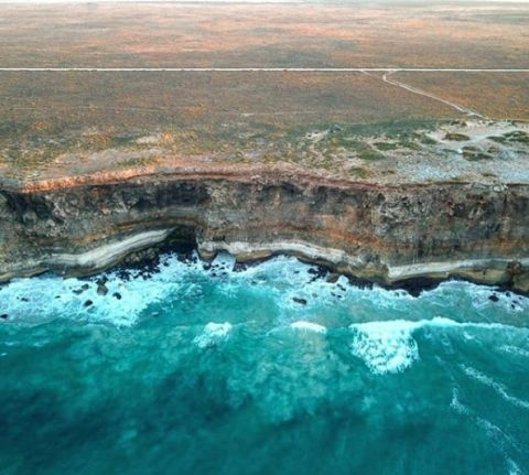 Bunda Cliffs of the Great Australian Bight