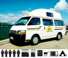 Campervan Jesse 5 HighTop