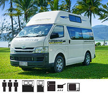 Campervan Maxie 3 HighTop