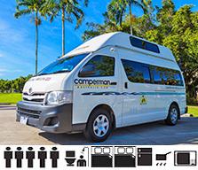 Camper Rental, RV rental and Motorhome rental Australia