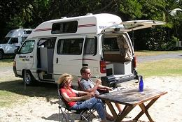 Long Term Campervan Rentals