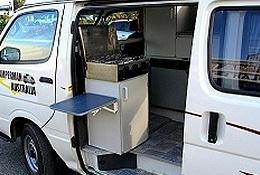 Campervan - 3 berth model