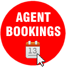 agent bookings