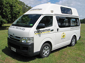 Juliette HighTop Family Campervan Photo